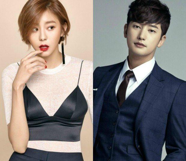 UEE, Park Shi-hoo consider lead roles in new KBS weekender