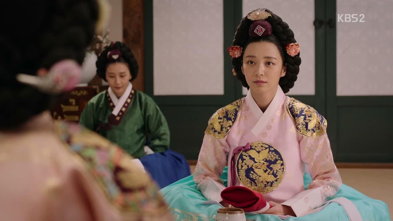Seven Day Queen: Episode 3 » Dramabeans Korean drama recaps