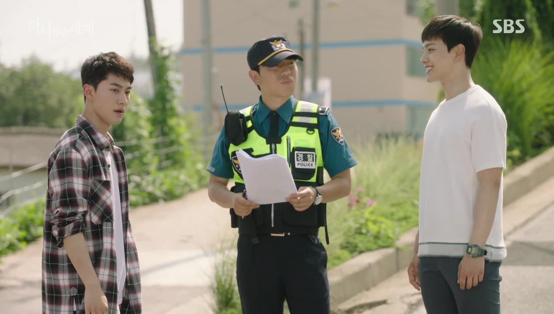reunited worlds korean drama