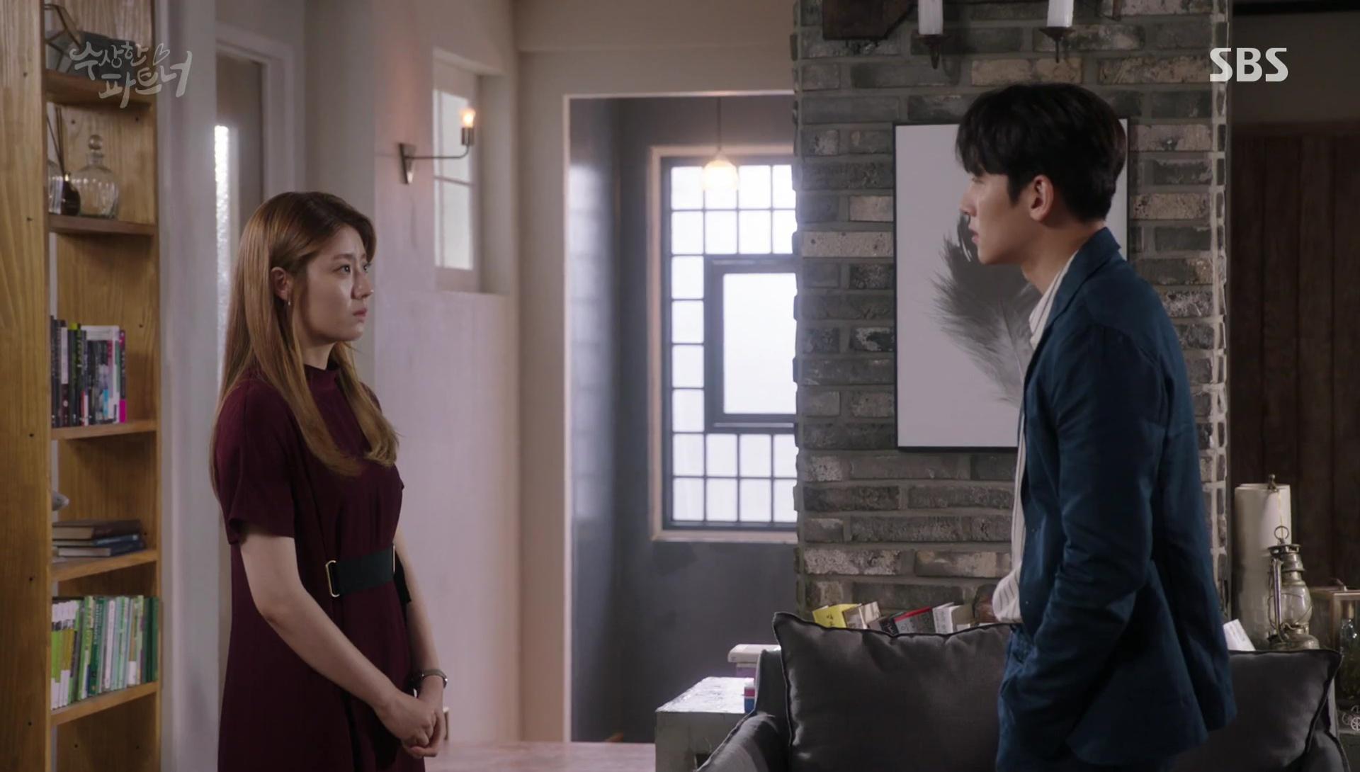 Suspicious Partner: Episodes 33-34 » Dramabeans Korean drama