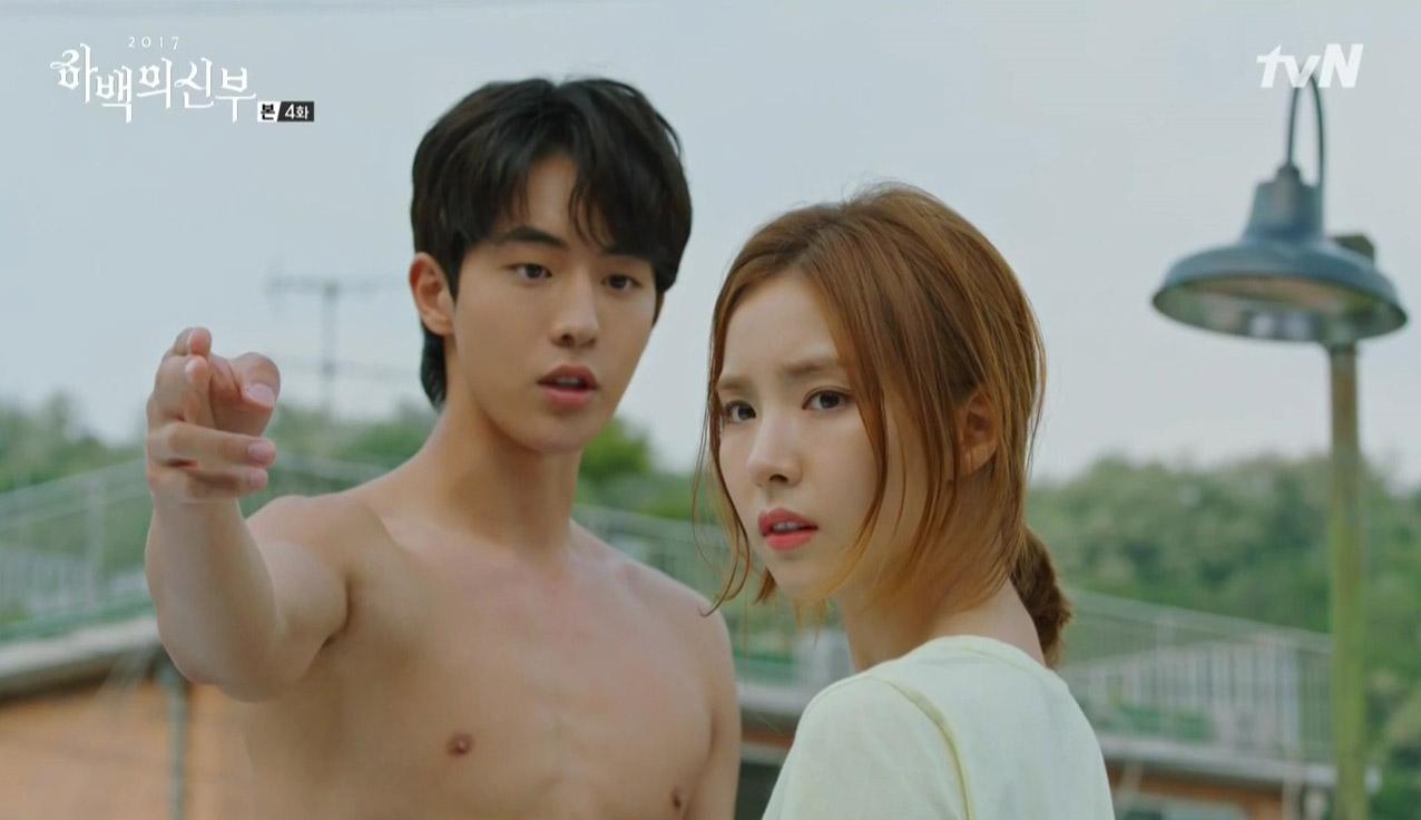 Bride of the Water God 2017: Episode 4 » Dramabeans Korean drama recaps