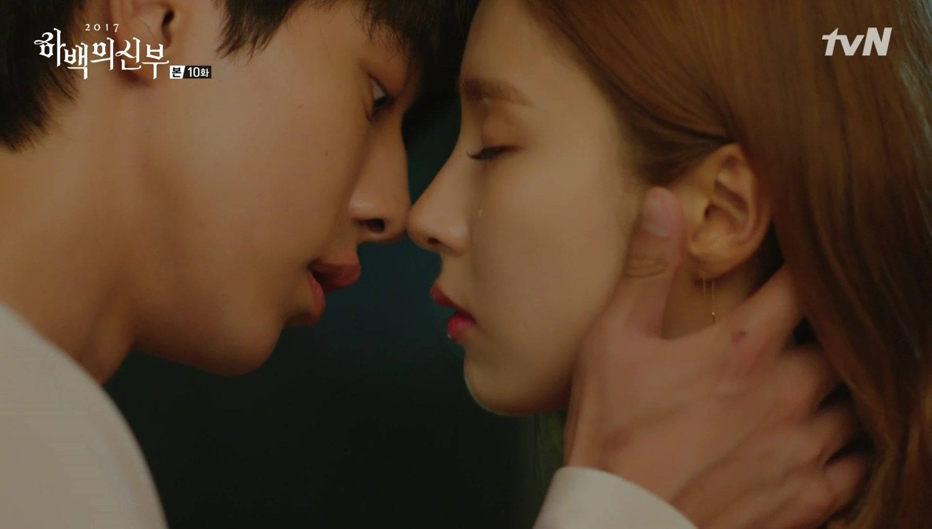 Bride of the Water God 2017: Episode 10 » Dramabeans ... I Am Sam Korean Drama Kiss