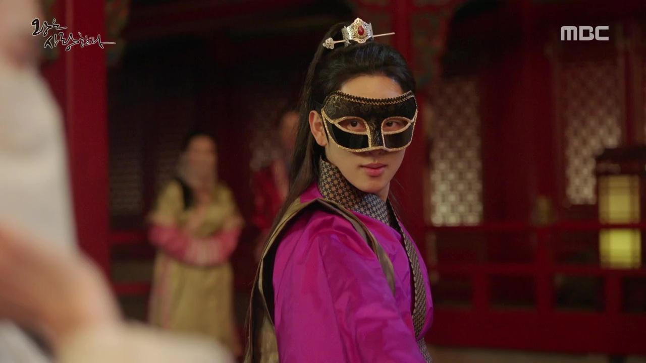The King Loves: Episodes 13-14 » Dramabeans Korean drama recaps