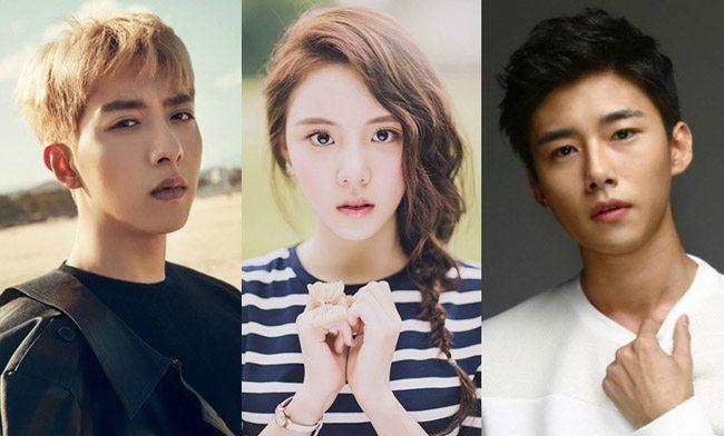 Lee Jung-shin, Lee Yeol-eum headline fantasy romance Longing Heart