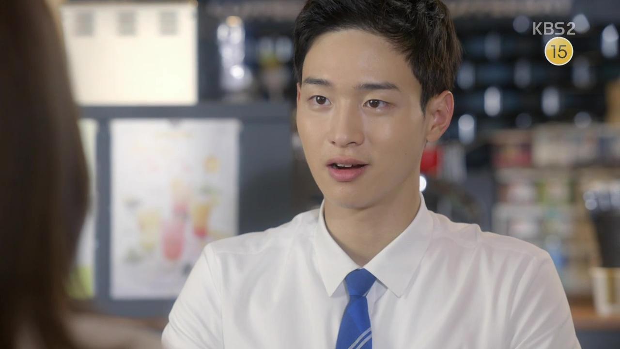 Znalezione obrazy dla zapytania school 2017 drama dae hwi