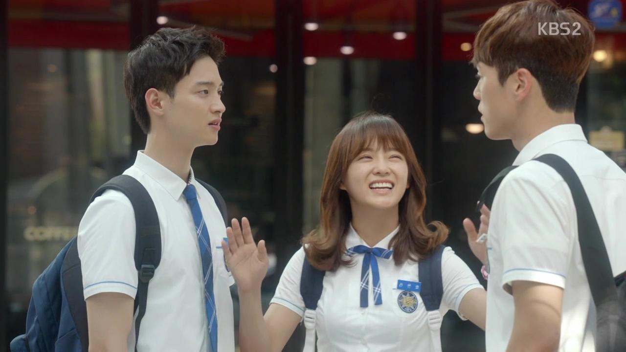 School 2017: Episode 6 » Dramabeans Korean drama recaps