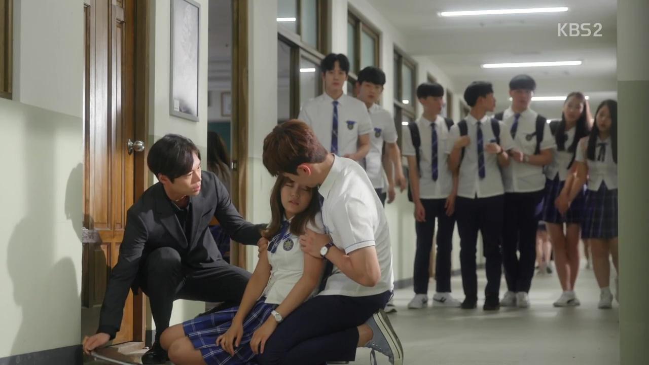 School 2017: Episode 14 » Dramabeans Korean drama recaps