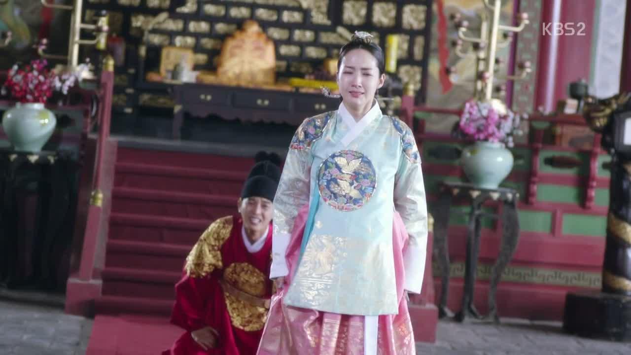 Seven Day Queen: Episode 19 » Dramabeans Korean drama recaps