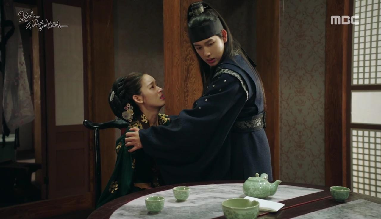 The King Loves: Episodes 39-40 (Final) » Dramabeans Korean