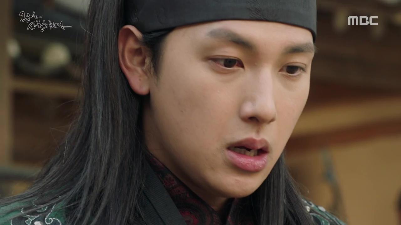 The King Loves: Episodes 37-38 » Dramabeans Korean drama recaps