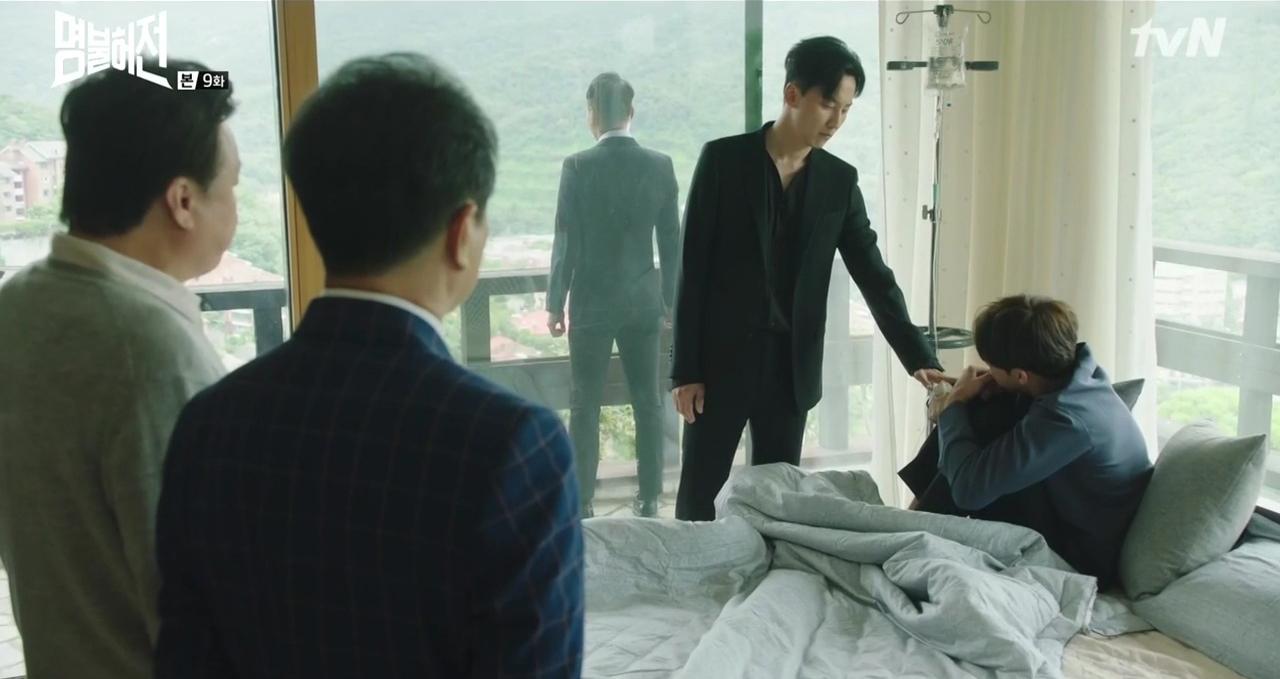 Live Up To Your Name Episode 9 Dramabeans Korean Drama Recaps