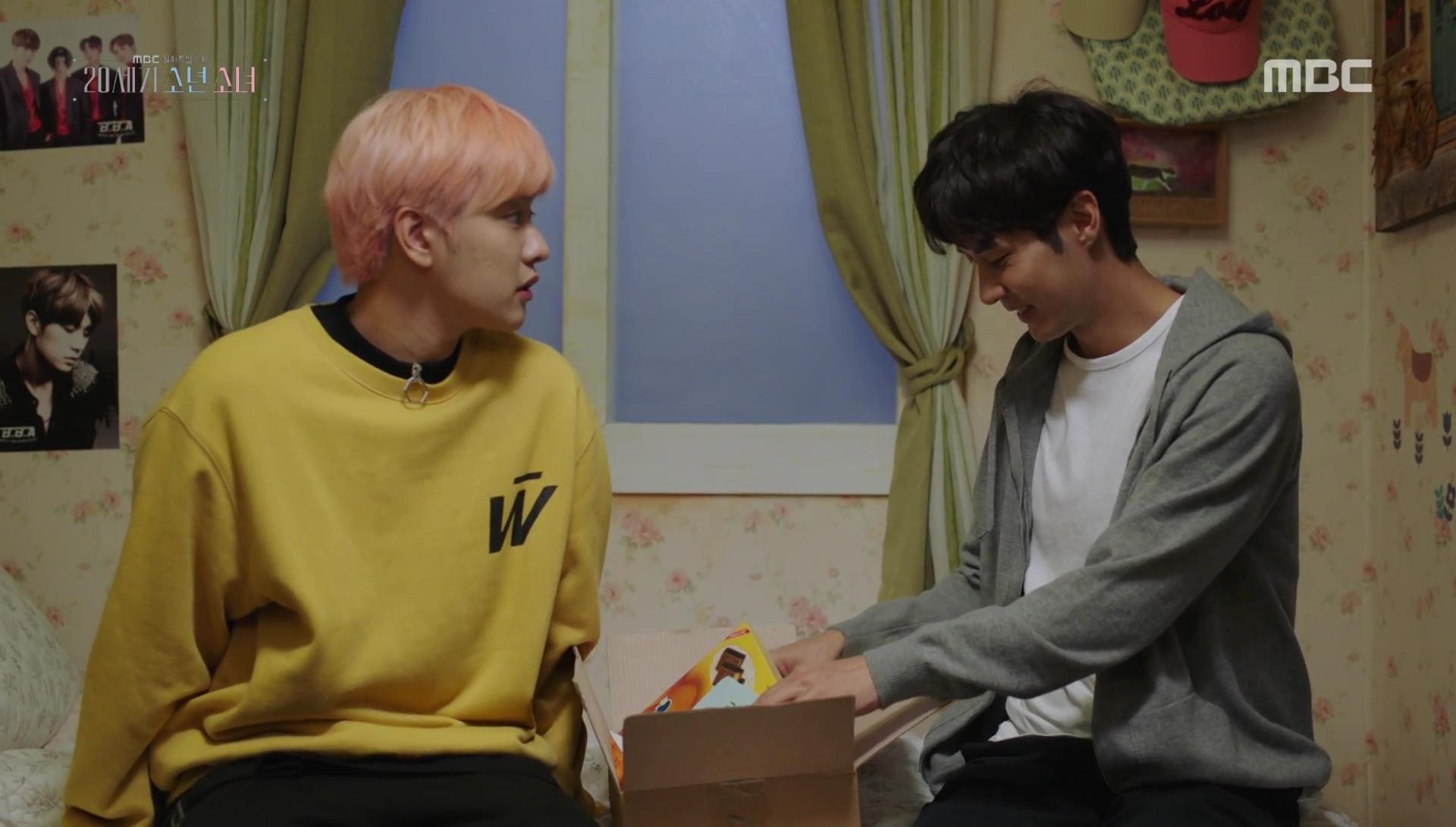 20th Century Boy and Girl: Episodes 9-10 » Dramabeans Korean
