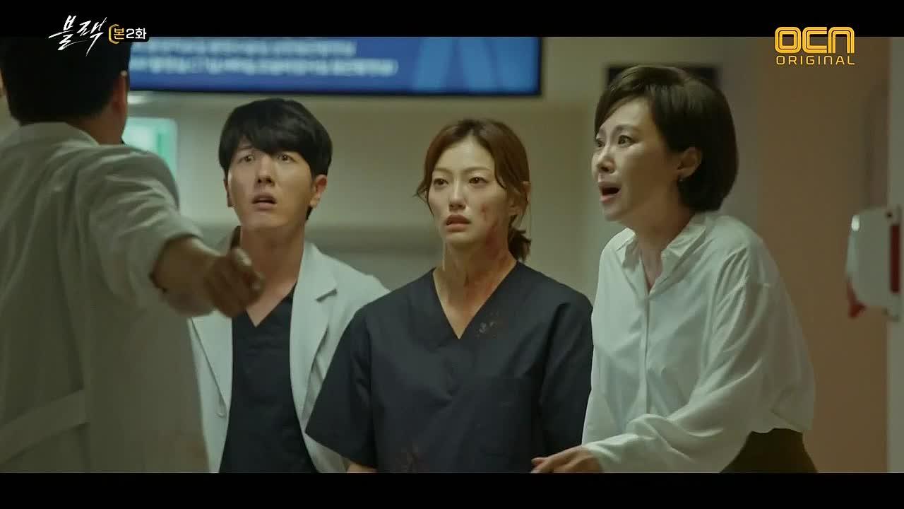 Black: Episode 2 » Dramabeans Korean drama recaps