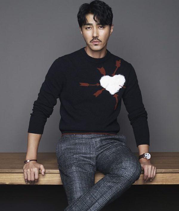 Cha Seung-won becomes the charismatic Bull Demon King for Hwayugi