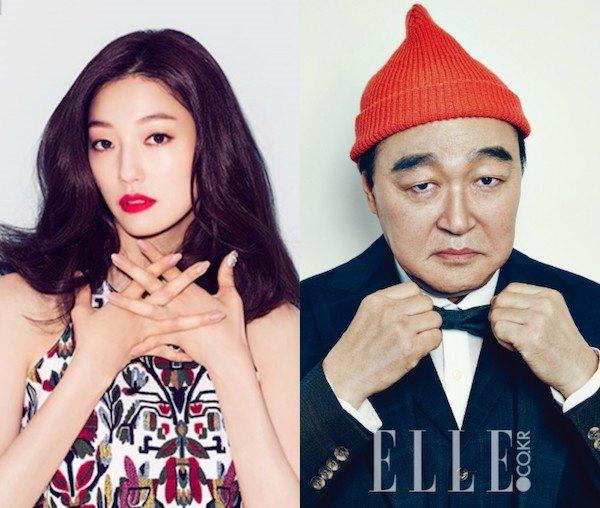 Hwayugi gains a mythical cast of characters dramabeans korean lee el jang gwang stopboris Choice Image
