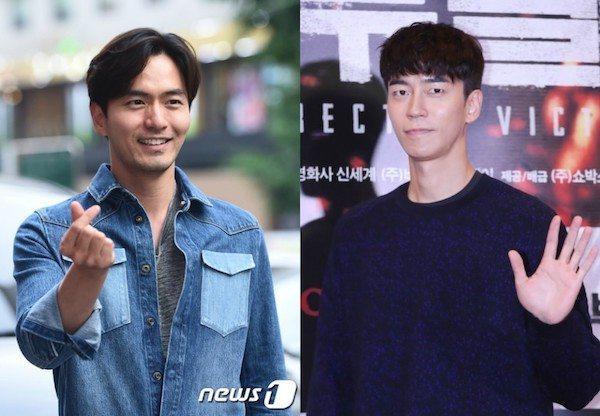 Shin Sung-rok, Lee Jin-wook up for legal thriller Return