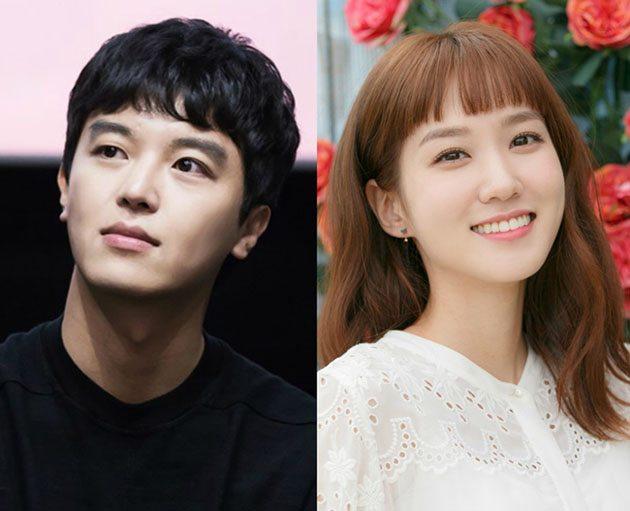 Yeon Woo-jin up to romance Park Eun-bin in Nothing to Lose