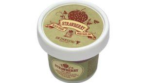 Skinfood Black Sugar Strawberry Mask Wash Off 100g