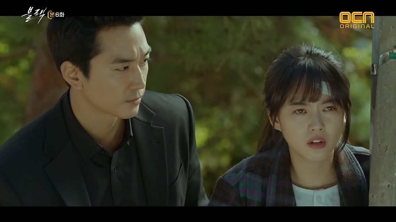 Black: Episode 6 » Dramabeans Korean drama recaps