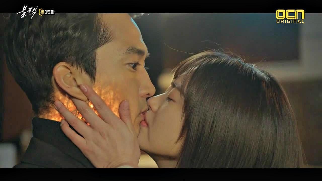 black episode 15 dramabeans korean drama recaps