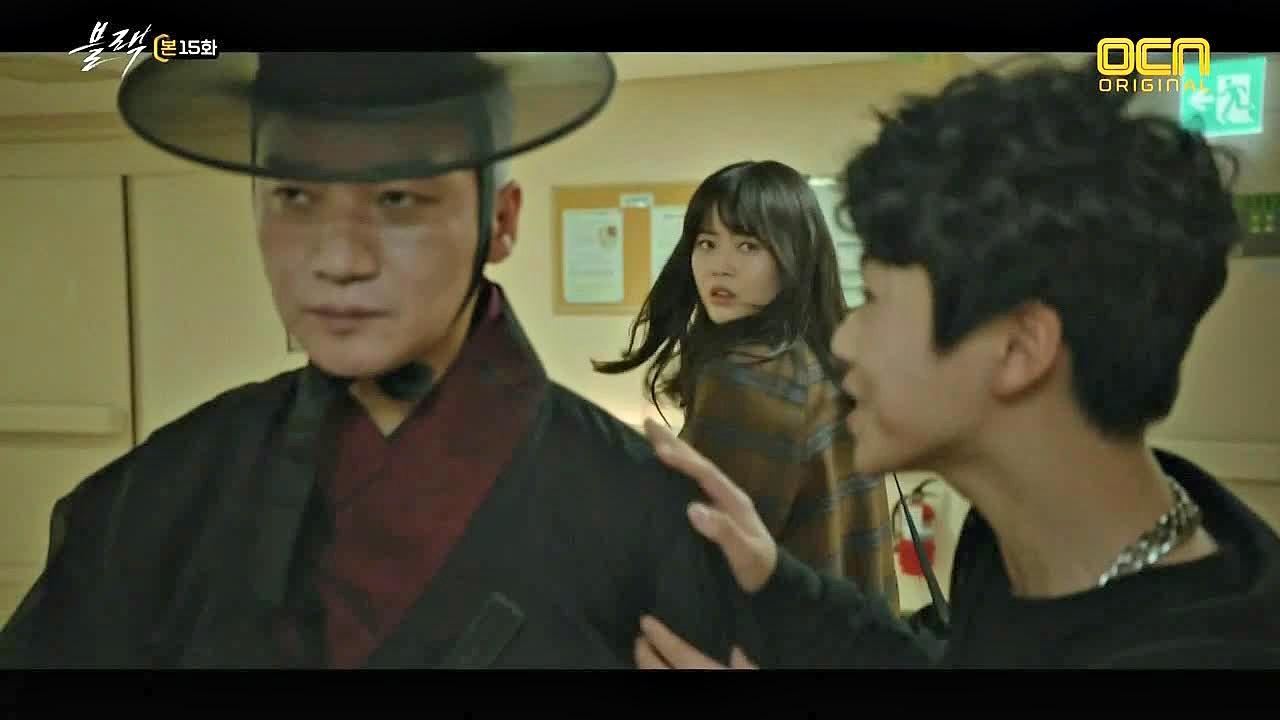 Znalezione obrazy dla zapytania Black korean drama death
