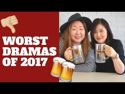 Worst K-Dramas of 2017