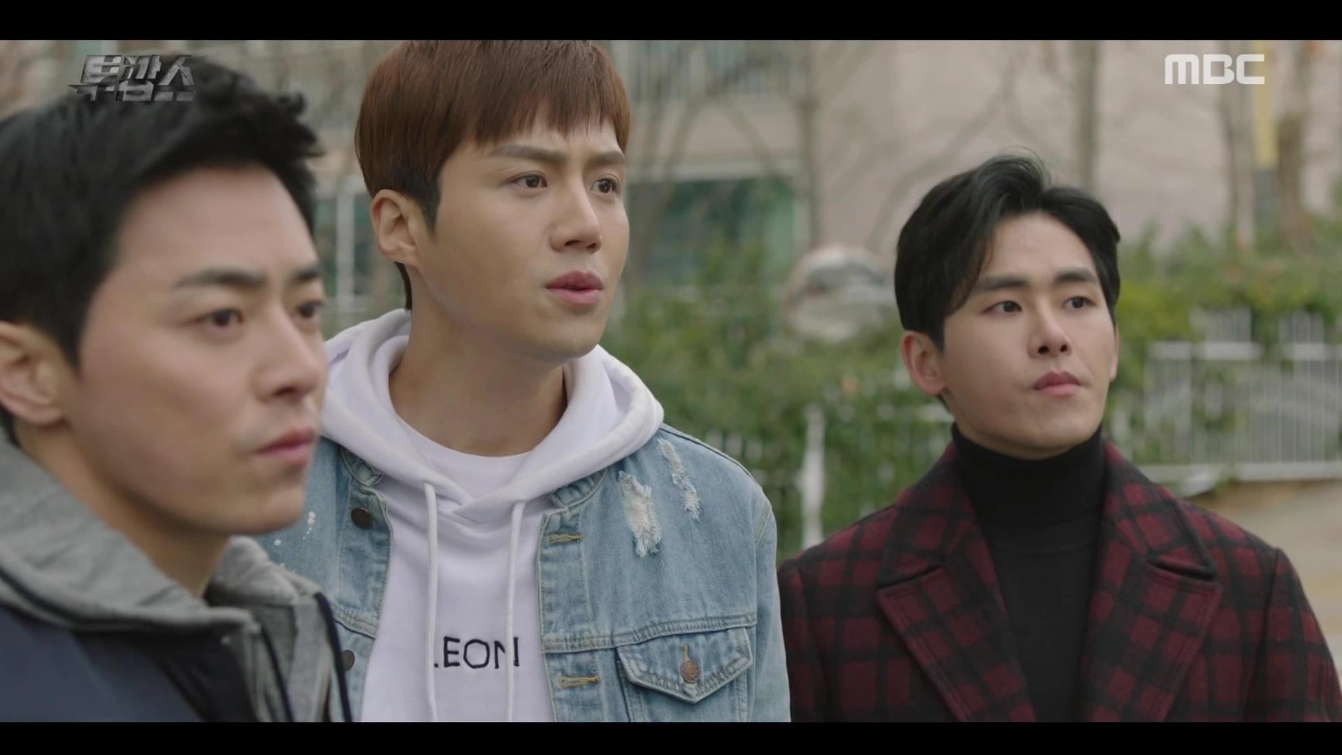 MBC Drama】TWO COPS