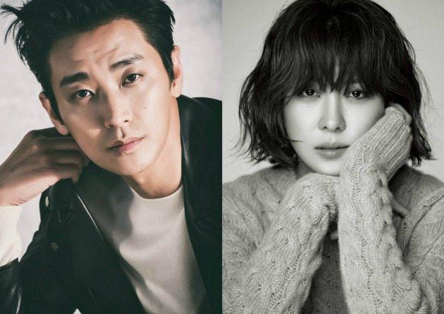 Blockbuster spy-action drama Prometheus courts Joo Ji-hoon, Ha Ji-won