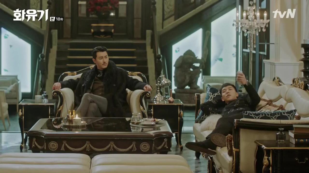 Hwayugi: Episode 18 » Dramabeans Korean drama recaps