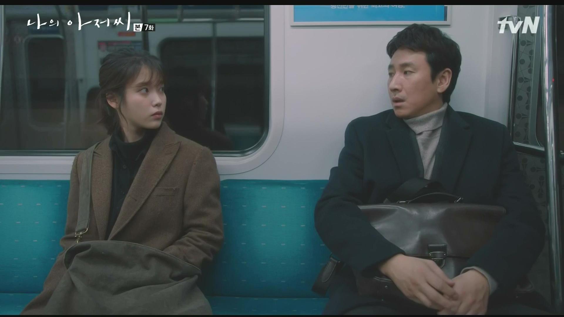 My Ajusshi: Episode 7