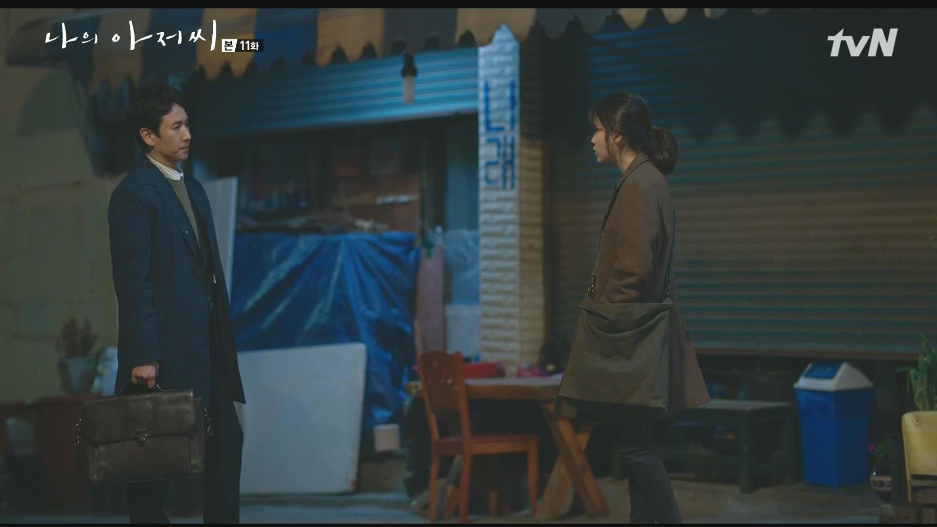 My Ajusshi: Episode 11 » Dramabeans Korean drama recaps
