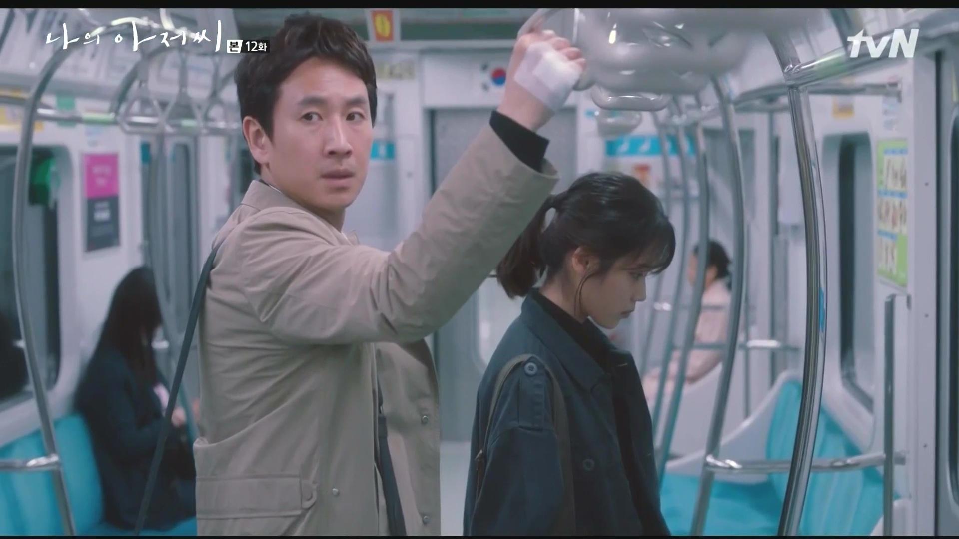 My Ajusshi: Episode 12