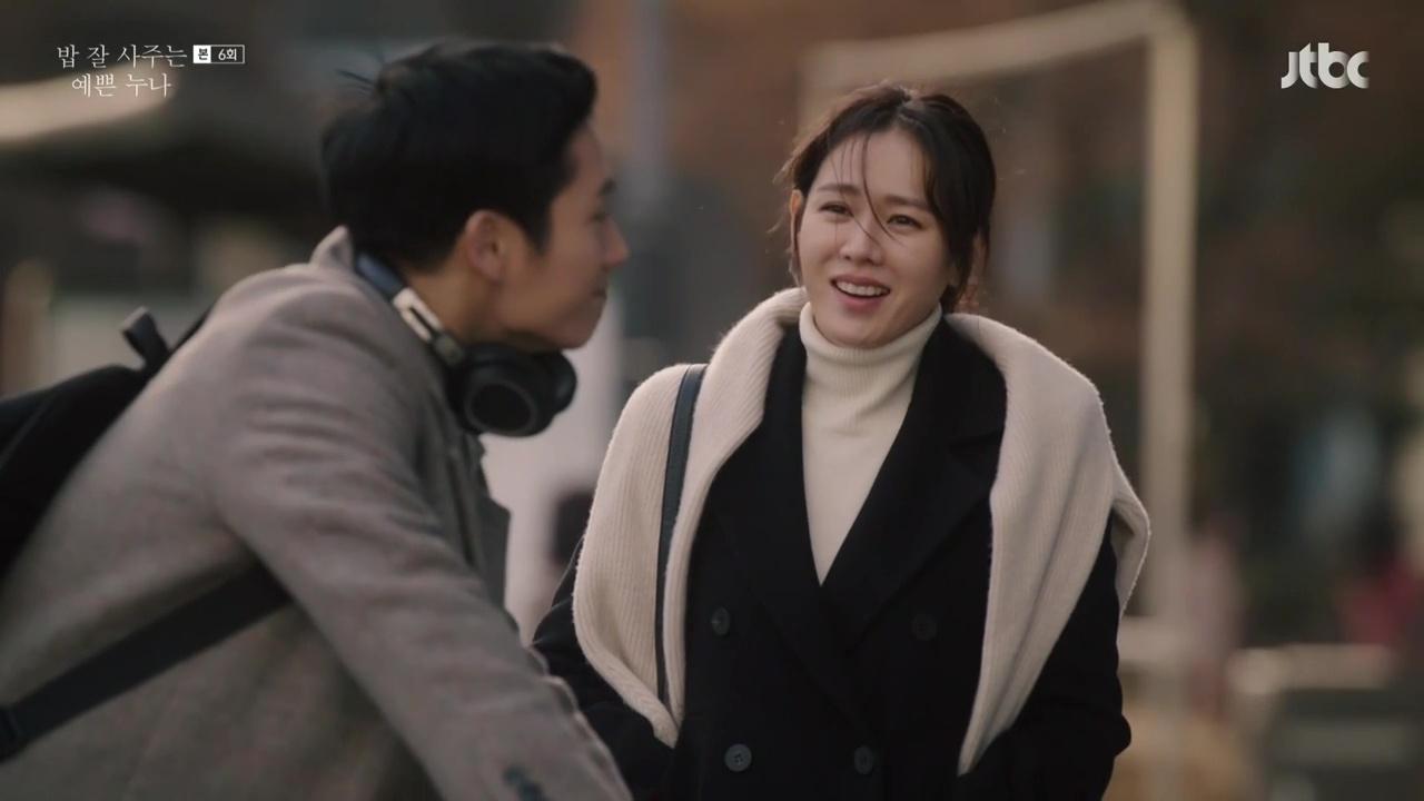 Pretty Noona Who Buys Me Food: Episodes 1-6 » Dramabeans Korean