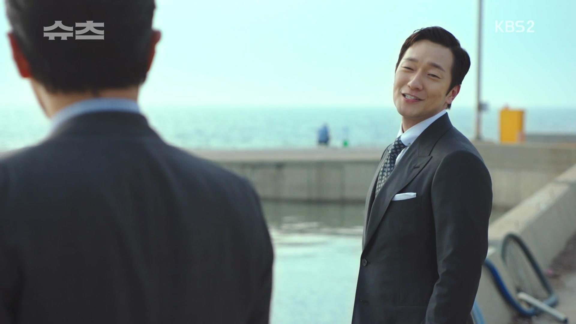 Suits: Episode 5 » Dramabeans Korean drama recaps