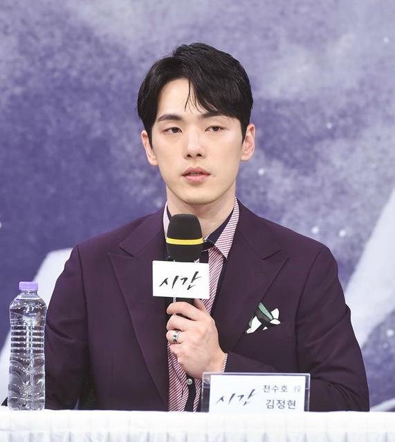 Kim Jung-hyun drops out of MBC drama Time halfway through its run