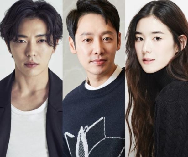 Kim Jae-wook, Kim Dong-wook, Jung Eun-chae fight the