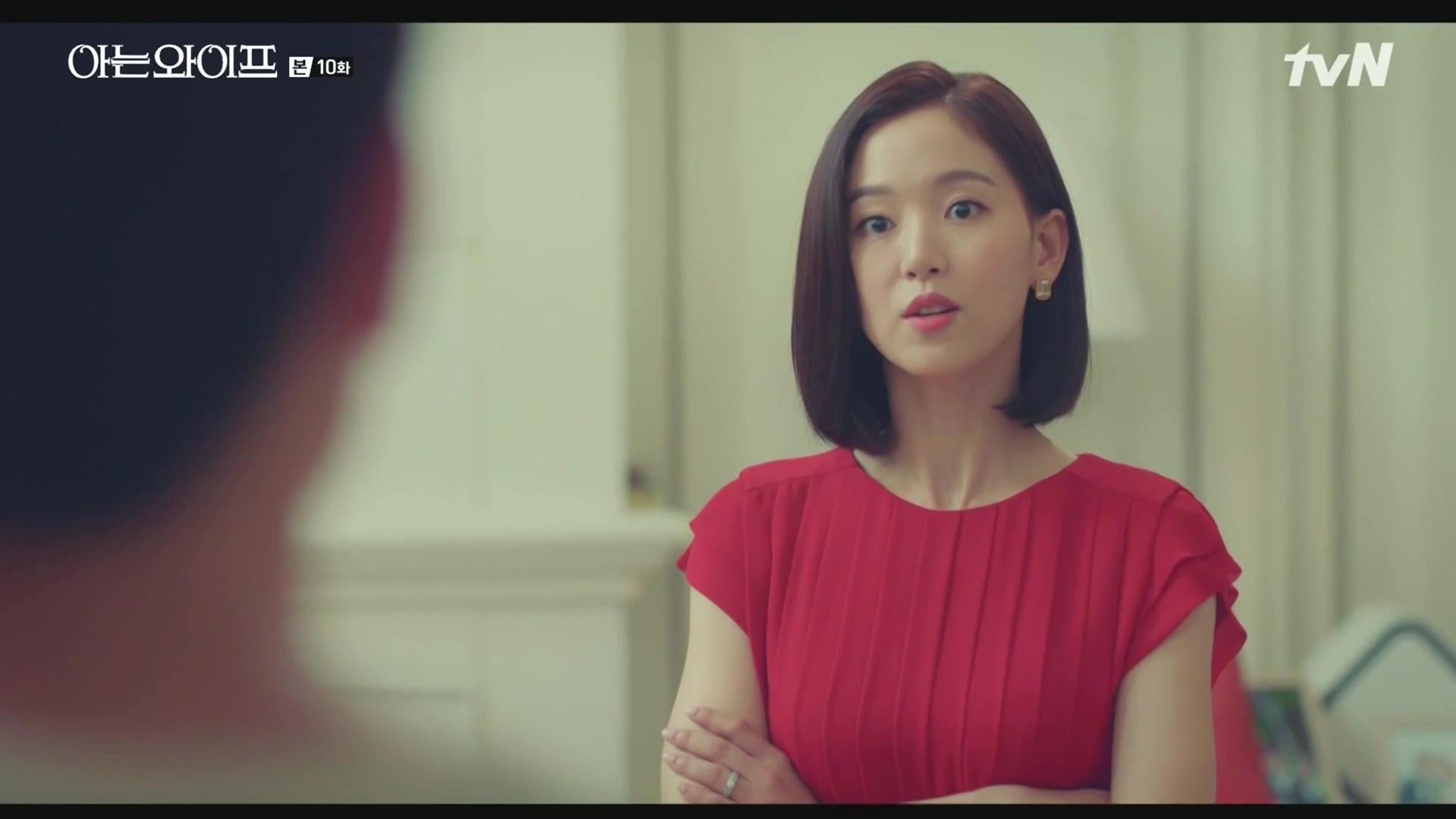 Familiar Wife: Episode 10 » Dramabeans Korean drama recaps