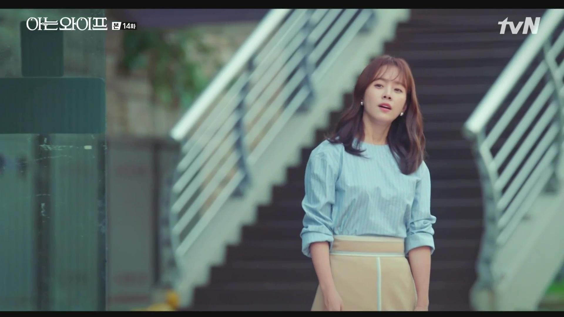 Spoiler 39Familiar Wife39 Ji Sung and Han Jimin Hide their Love for