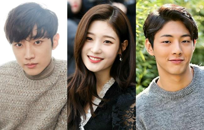 Jinyoung, Jung Chae-yeon join Ji-soo in Netflix campus romance
