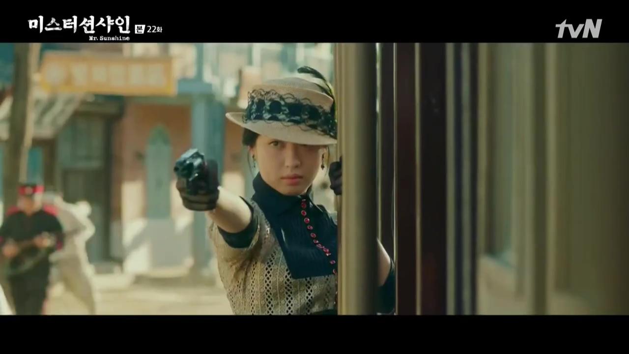 Mr  Sunshine: Episode 22 » Dramabeans Korean drama recaps