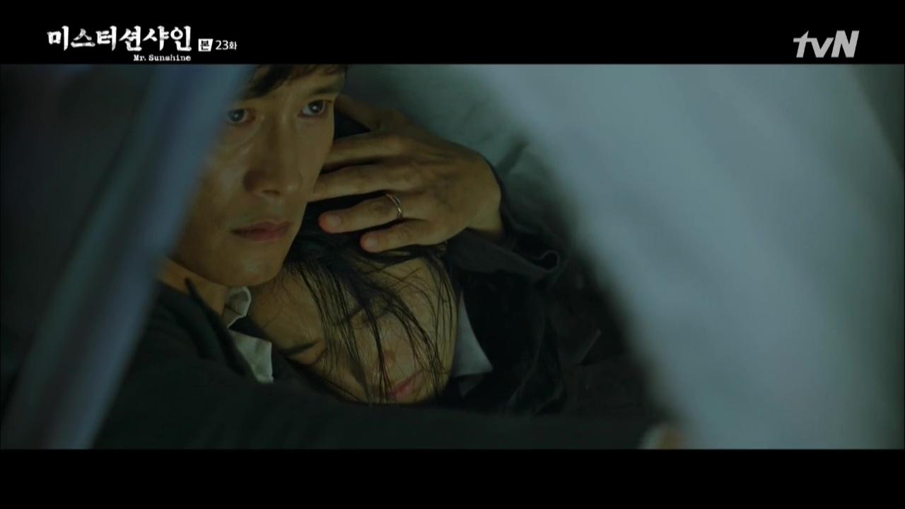 Mr Sunshine Episode 23 Dramabeans Korean Drama Recaps