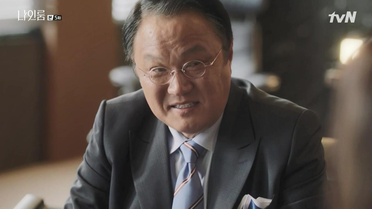 Room No  9: Episodes 5-6 » Dramabeans Korean drama recaps