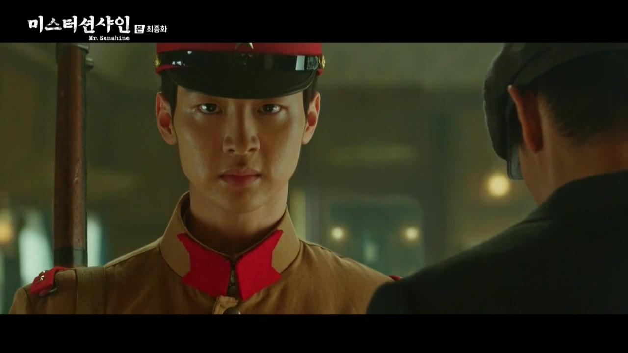 Mr  Sunshine: Episode 24 (Final) » Dramabeans Korean drama recaps
