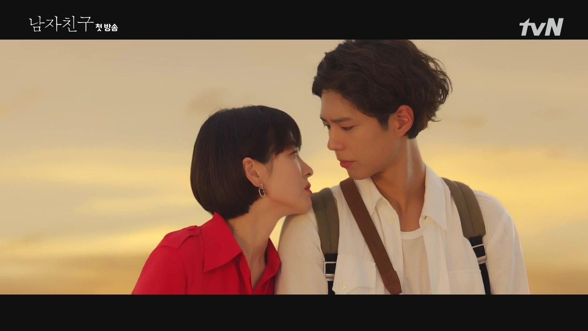Boyfriend: Episode 1 » Dramabeans Korean drama recaps