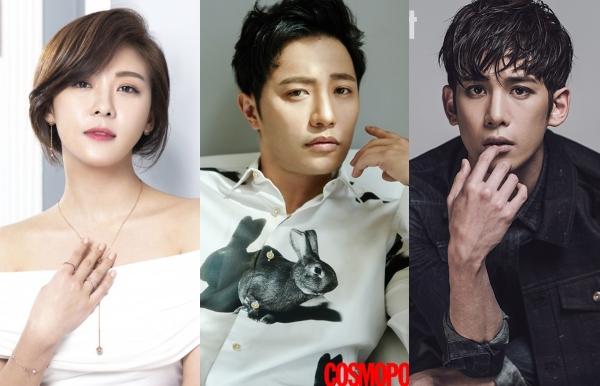 Blockbuster action drama Prometheus loses Ha Ji-won, Jin Gu, Park Ki-woong
