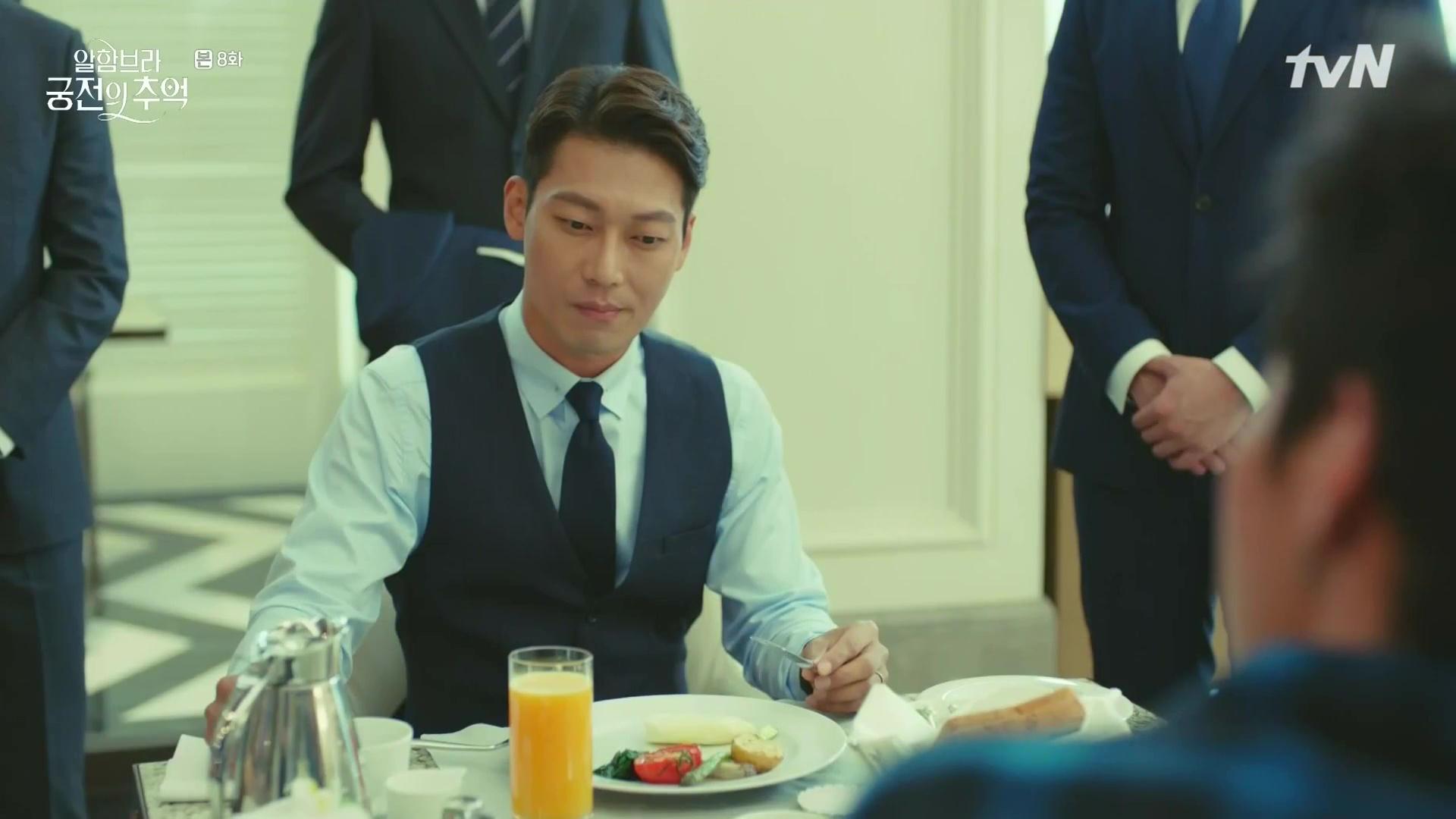 Memories Of The Alhambra Episode 8 Dramabeans Korean Drama Recaps