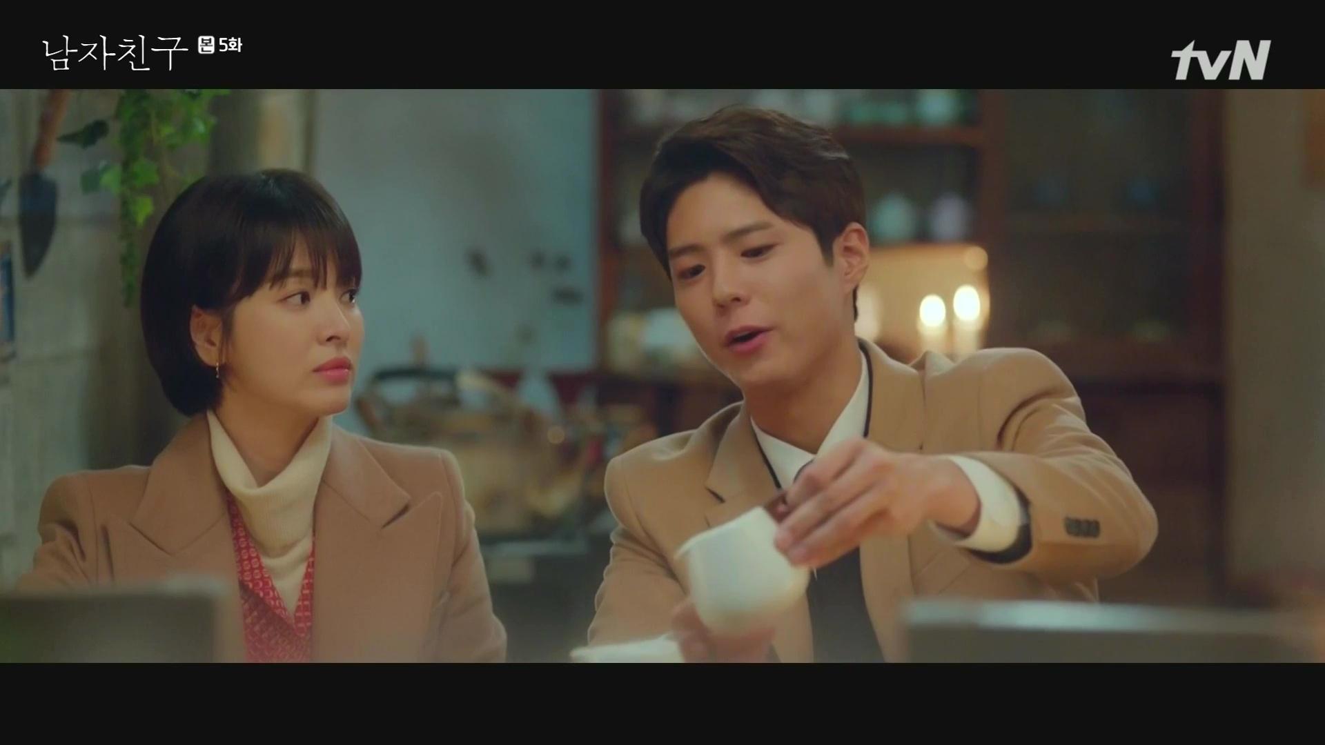 Boyfriend: Episode 5 » Dramabeans Korean drama recaps