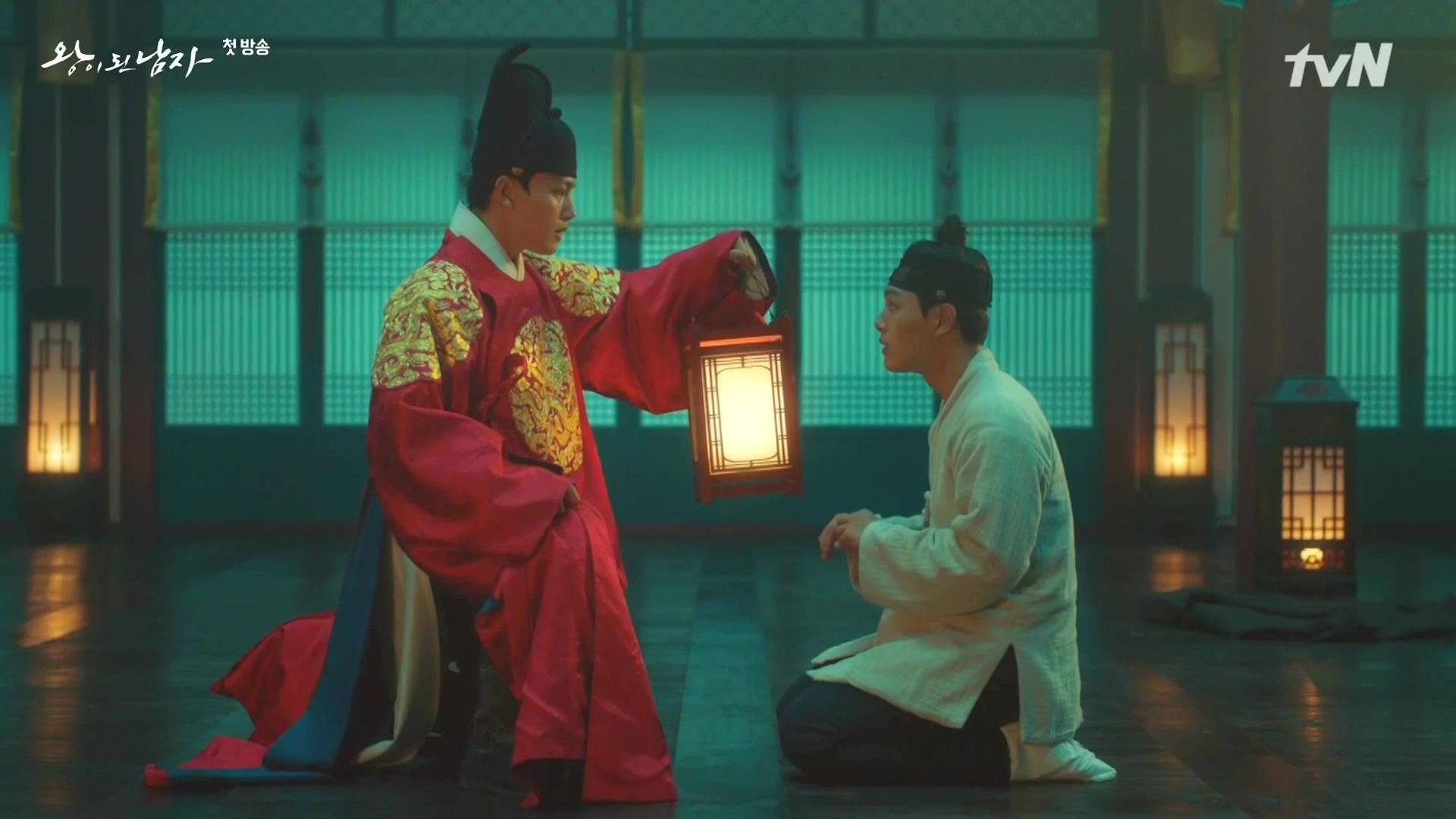 The Crowned Clown: Episode 1 » Dramabeans Korean drama recaps