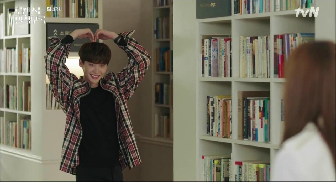 Romance is a Bonus Book: Episode 16 (Final) » Dramabeans