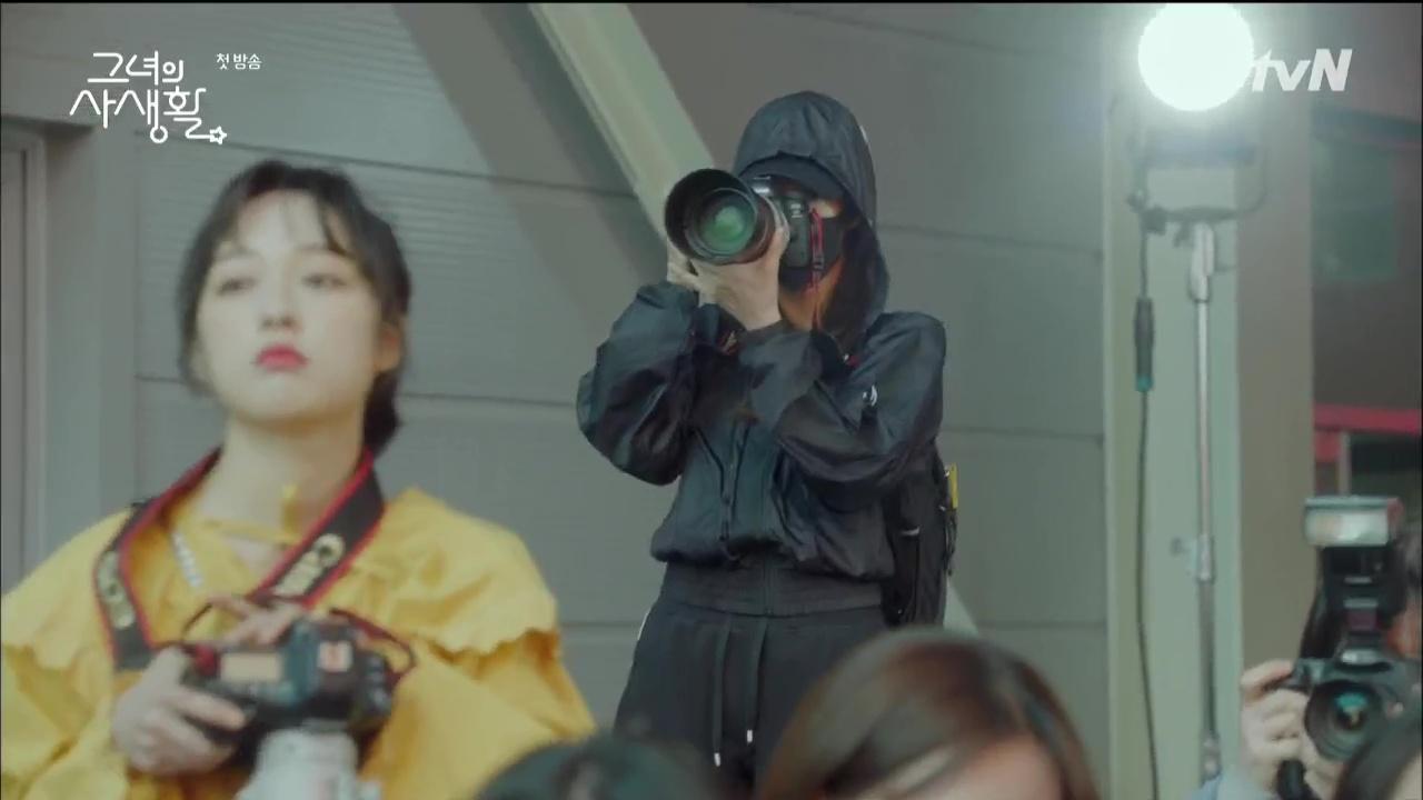 Her Private Life: Episode 1 » Dramabeans Korean drama recaps